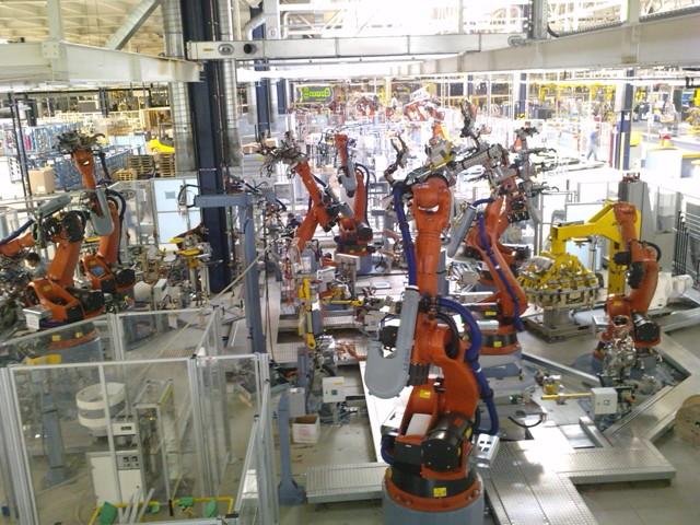 Elektroinstallation industrielle
